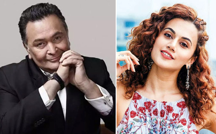"""Taapsee Pannu talks about the late Rishi Kapoor: """"His compliments sounded like he was insulting you."""""""