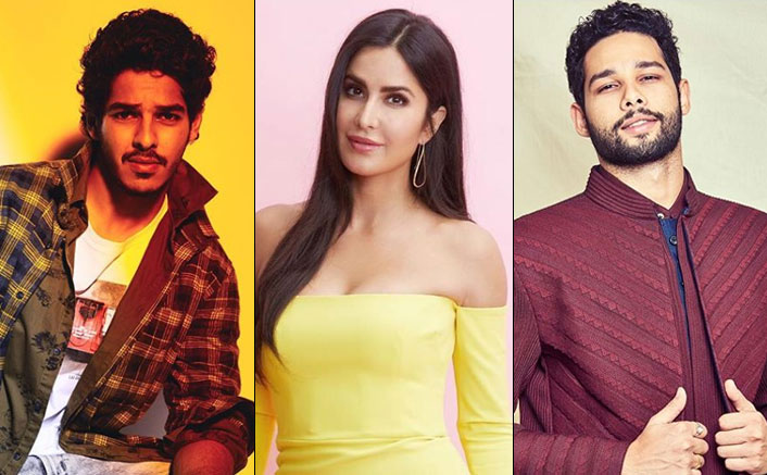 Telephone booth: Ishaan Khatter indirectly CONFIRMS the film with Katrina Kaif & Siddhant Chaturvedi?