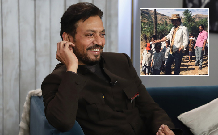 The late son of Irrfan Khan, Babil, shows further relapse pictures of father, who leaves us with tears in his eyes