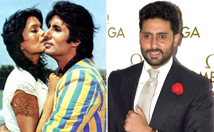 Abhishek Bachchan was kicked out of Papa Amitabh Bachchan's Pukar sets and the reason will amuse you!