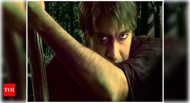 Ajay was not the first choice for 'Kaal'?