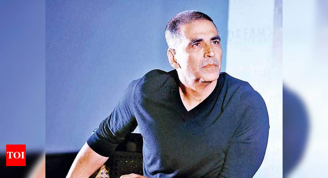 Akshay: First time home for so long