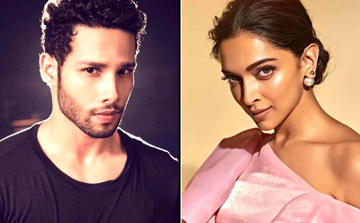 Deepika Padukone & Siddhant Chaturvedi's funny joke prove that they will make an amazing couple on the screen! Check out