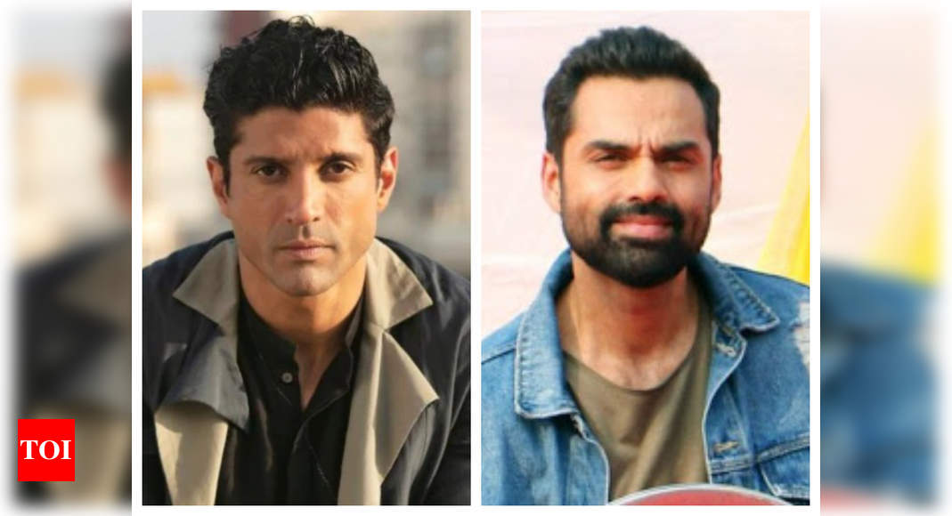 Farhan responded on Abhay's take on the awards