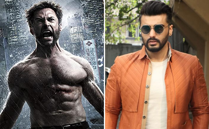 Hugh Jackman may or may not return as a glutton, but Arjun Kapoor is ready to scratch!