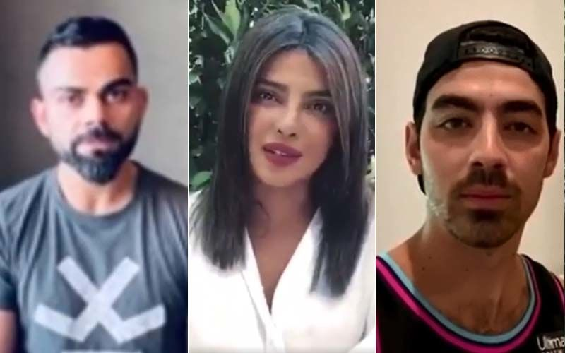 I For India: Priyanka Chopra Condemned the attacks On health care workers, Nick and Joe Jonas Join; Virat-Anushka Applaud Frontline staff – WATCH