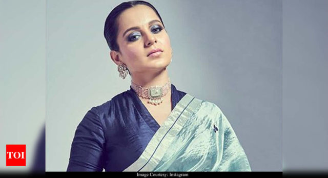 Kangana supports the prohibition of the Chinese apps