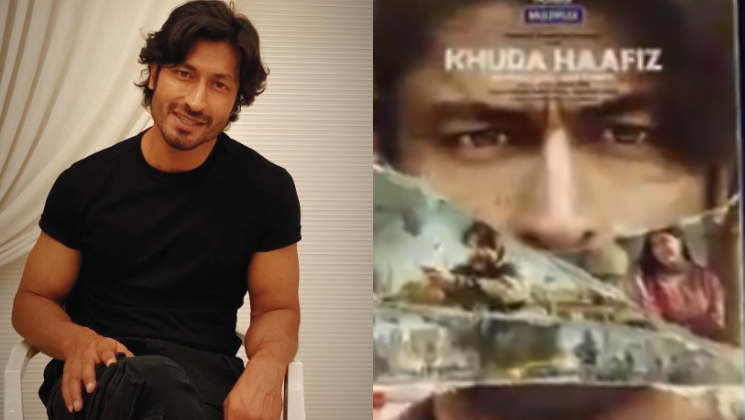 God bless you: Vidyut Jammwal Film release on the Disney Plus Hotstarlovers; first look poster
