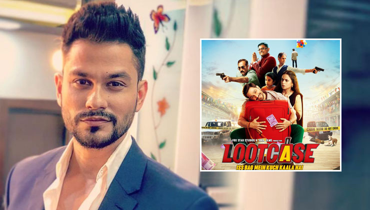 "'Lootcase"" – Poster: Kunal Kemmu the hilarious Comedy is finally available, and OTT"