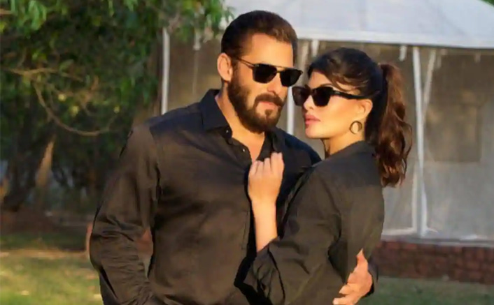 Salman Khan, Jacqueline Fernandez Enjoy cycling near the Panvel Farmhouse in the middle of Lockdown, see PICTURES