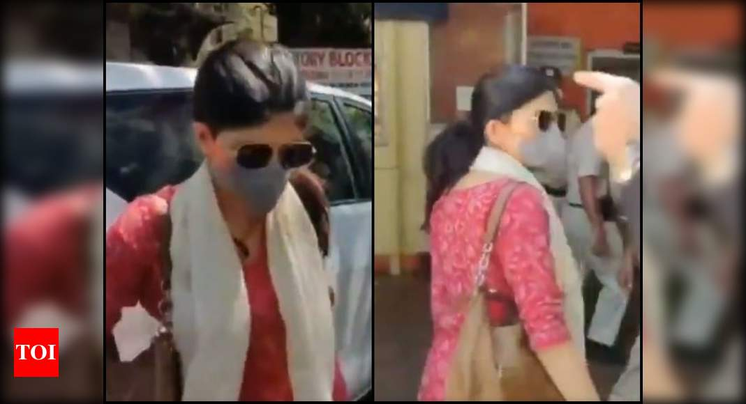 Semiconductor case: Sanjana comes to the police