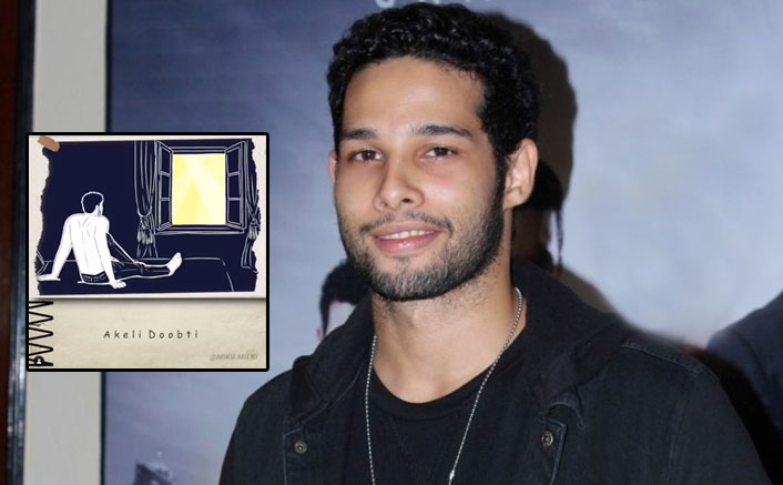 "Siddhant Chaturvedi greets COVID-19 warriors with an animated video of his song ""Dhoop"""
