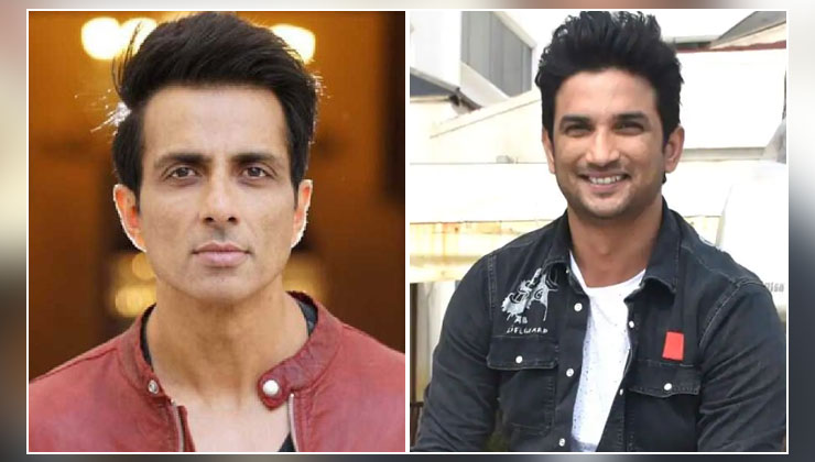 """Sonu Sood is of the opinion, """"it is not right to blame a section of the people' for Sushant Singh's Rajput ' death"""
