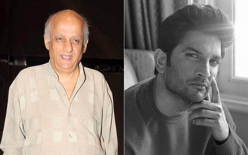"""Sushant Singh Rajput-doom: Mukesh Bhatt, Admits that """"He Saw It Coming'; a producer Feared SSR """"way Was Going The Parveen Babi"""""""