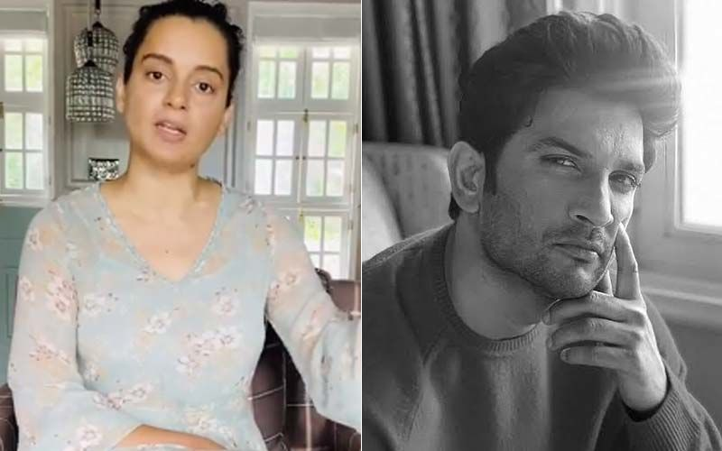 """To Ranaut, Sushant Singh Rajput death: A Furious Kangana lashes Out At Bollywood, Says: """"It Was A Planned murder' – VIDEO"""