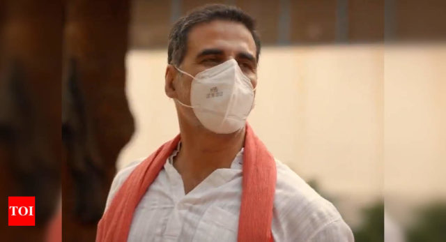 Video: Akki encourages people to go to work
