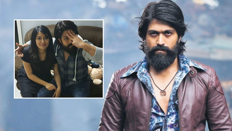 """'KGF' star Yash fans asks rules in order to remain 'woman-friendly"""" in the midst of Coronavirus lockdown; Radhika Pandit strikes back with """"I'm NOT PREGNANT"""""""