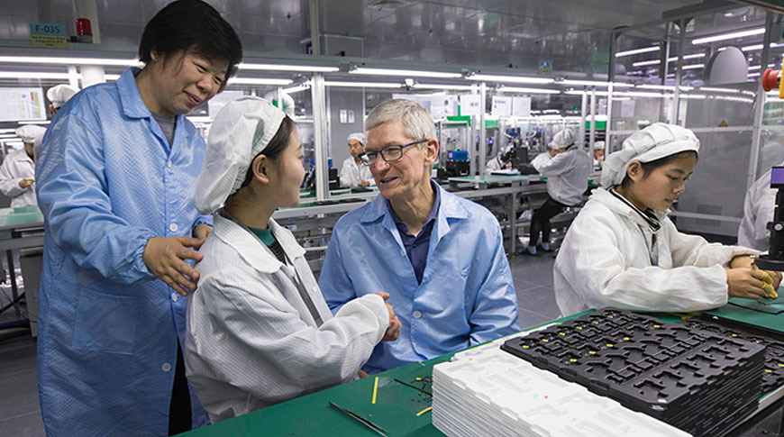 Foxconn rival Luxshare buys Wistron's iPhone manufacturing facility