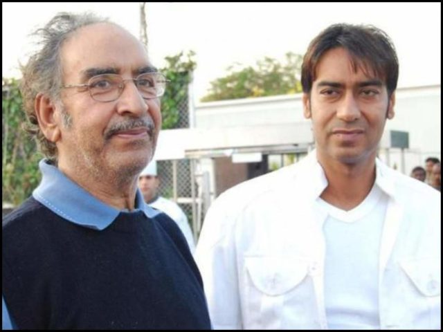 Action Directors and their sons in B'wood