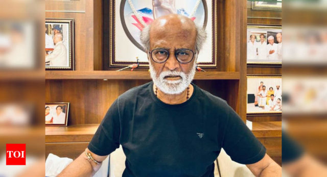 Rajini evil for the conduct of the police in the court