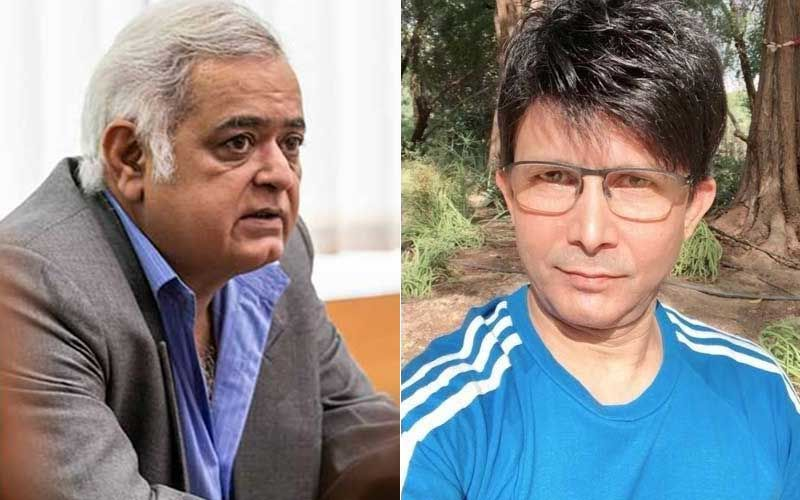 """Sushant Singh Rajput-demise: Hansal Mehta Out whips In KRK For the production of Constant """"Derogatory remarks"""" About the late actor; Calls Him A 'parasite'"""