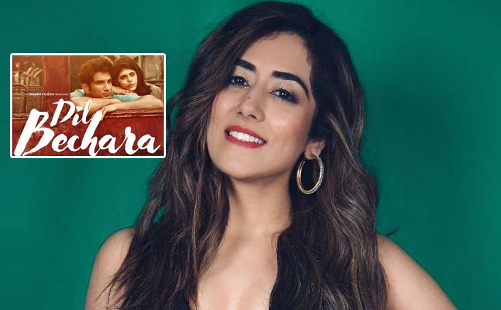 Jonita Gandhi talks about 'Main Tumhara' by Dil Bechara and why it is one of the special melodies for her