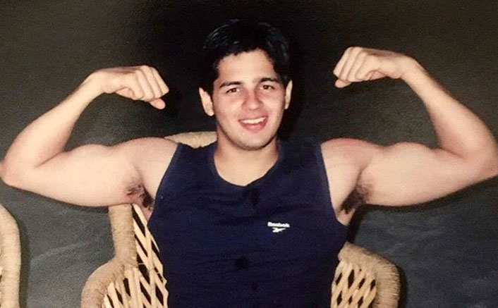 Sidharth Malhotra shares the most nostalgic throwback picture of his college days!