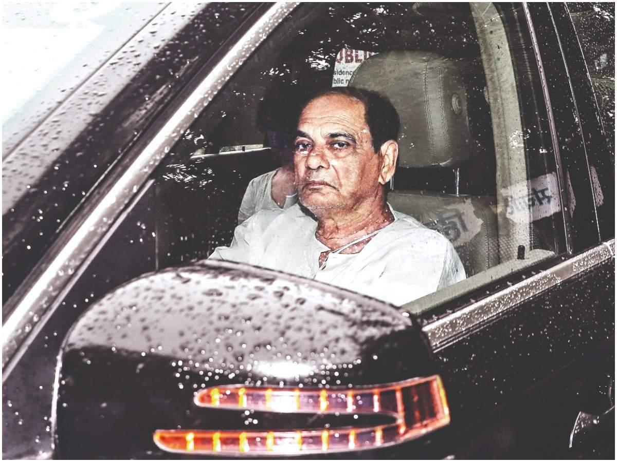 केके सिंह, सुशांत सिंह राजपूत के पिता