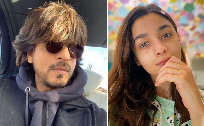 आलिया भट्ट और शाहरुख खान एक फिल्म के लिए फिर से टीम बनाना चाहते हैं?  (फोटो क्रेडिट: इंस्टाग्राम / आलियाभट्ट, iamsrk)