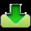 Download status bar icon
