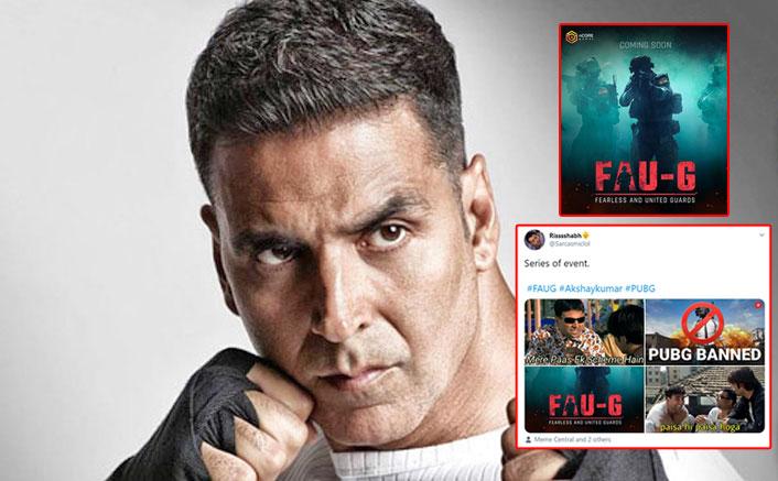 अक्षय कुमार की 'आटमा-निर्भार' एफएयू-जी केवल PUBG की जगह एक मेम सामग्री बन गई है!