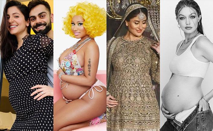 करीना कपूर खान से लेकर गीगी हदीद, सेलेब्रिटीज़ जिन्होंने रिडिफाइन किया प्रेग्नेंसी और सेट किया फैशन गोल!