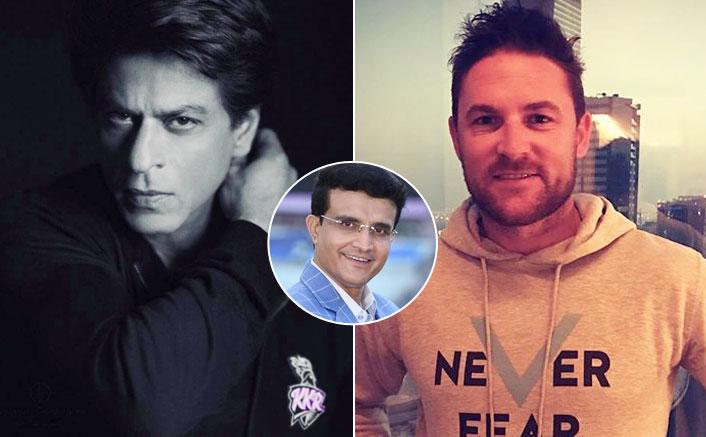 IPL: ब्रेंडन मैकुलम ने खुलासा किया कि उनकी यादगार 158 रन की स्ट्राइक के बाद शाहरुख खान और सौरव गांगुली ने कैसे प्रतिक्रिया दी
