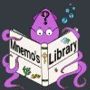 Mnemo library icon