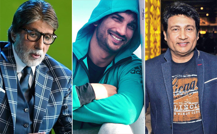 सुशांत सिंह राजपूत के प्रशंसकों की दहाड़ अब तक की सबसे तेज आवाज है, शेखर सुमन ने अमिताभ बच्चन को बताया