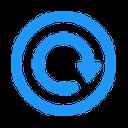 Super simple auto refresh icon