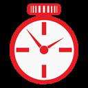 Web timer icon