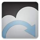 Helium - Application sync and backup icon