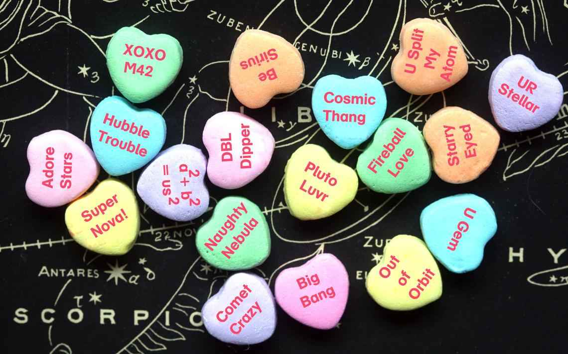 Astro Bob: Celebrate Valentine's Day With These Cosmic Hearts - BollyInside