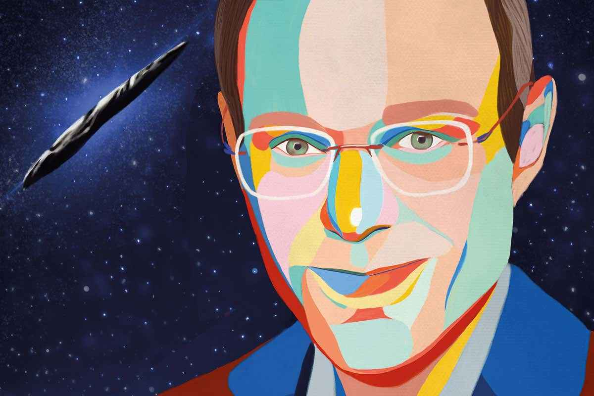 """Interview with Avi Loeb: """" Could Oumuamua be alien technology after all? - BollyInside"""