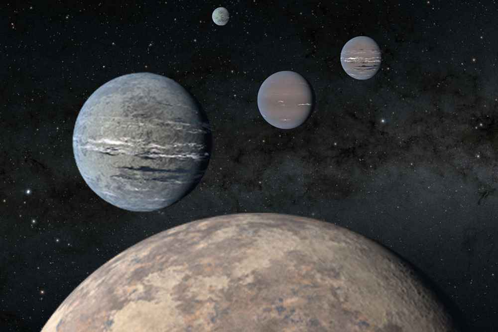 TESS discovers four exoplanets orbiting a star close to the sun   MIT News - BollyInside