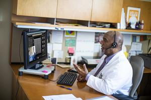 Philips Collaboration Live for Tele-Ultrasound