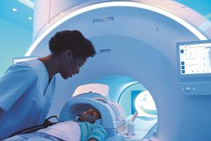 Philips Ambient Experience for CT with child