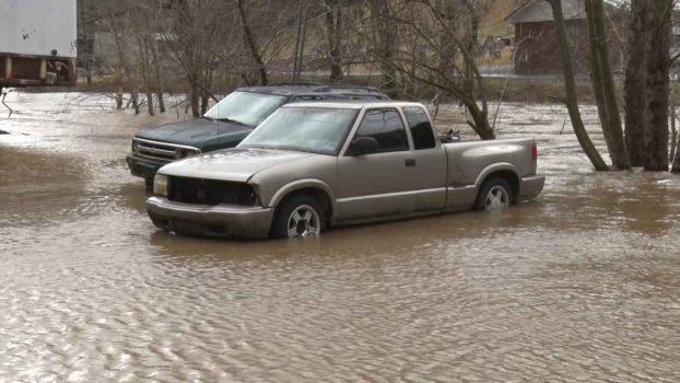 Local Business Owner Responds to Wyoming County Flood