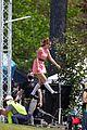 Dove Cameron Chloe Bennett Yana Perault Entering Character On Day One Of Powerpuff 49