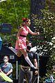 Dove Cameron Chloe Bennett Yana Perault Entering Character On Day One Of Powerpuff 53