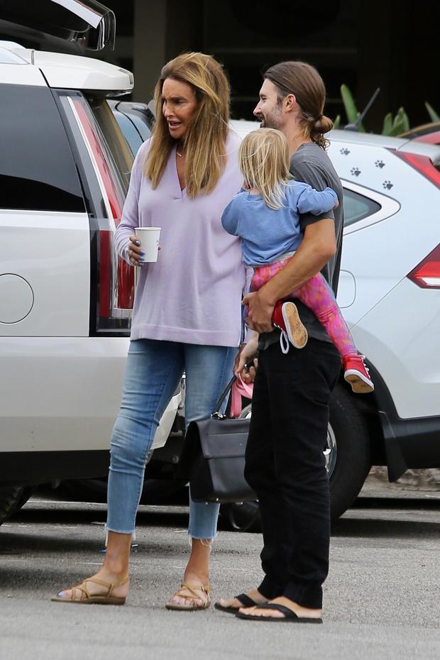 Caitlyn Jenner, children