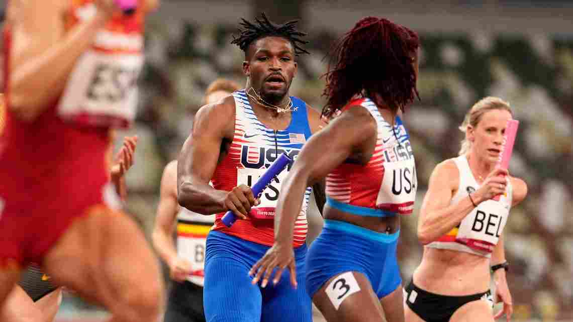 Tokyo Olympics: Final result of 4x400m Olympic Mixed Relay ...