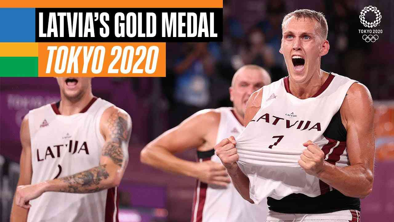 Photo of Tokyo Olympics: 🇱🇻🥇 Latvia's gold medal moment at #Tokyo2020   Anthems – Bollyinside   Bollyinside – US Local News & Breaking News Stories